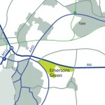 Emersons Green EA Map